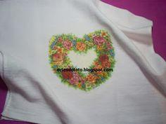 """°• """"Artes da Táta"""" •°: Apostila de Decoupage em Tecido T Shirts For Women, Crafts, Craft Ideas, Fashion, Fabrics, Toddler Girls, Hand Soaps, Craft, Needlepoint"""