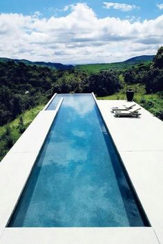 10 gorgeous pools you want to have ! #Contemporary, #Dreamhouse, #Pool