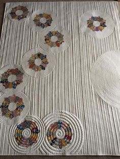 I really, really like this quilting. (Jb)