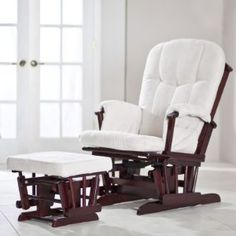 Nursery Glider Rocking Chair | Project Nursery: To Rock or Not to Rock? - Home Depot Center