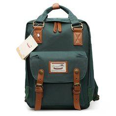 Brand Design Patchwork Backpacks Unisex Waterproof Classic Laptop kanken Backpack Fashion Casual School Bags For Teenagers Girls