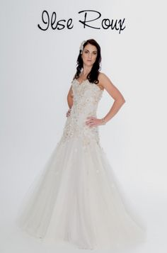View our favourite wedding dresses over the years :: Ilse Roux Bridal Wear