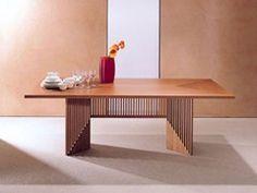 tavolo allungabile rettangolare in metallo in stile moderno tower ... - Tavolo Allungabile Rettangolare