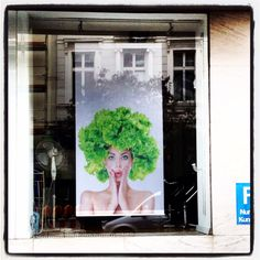 Get your Fro On at Hair Salon Bonn on Weberstraße. #Germany
