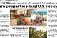 A Rise in Vacation Property Sales » Luxury Condo Real Estate on Ka'anapali, Maui, Hawaii | Honua Kai