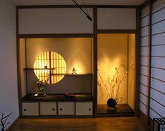Традиционный японский дом http://miuki.info/2010/11/tradicionnyj-yaponskij-dom/