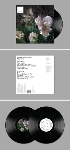 Format: LP/CD Client: Village Green Info Painting - Mia Bergeron Designed by Richard Robinson