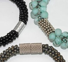 Bead Show: Bead Show Workshops & Classes: Friday May 31, 2013: B130476 Creative Kumihimo Closures