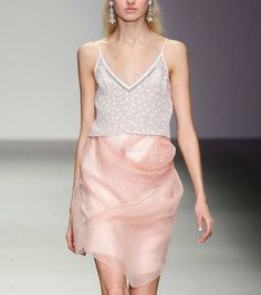 Pastel Princess/Audrey Hepburn themed collection from Holly Fulton!