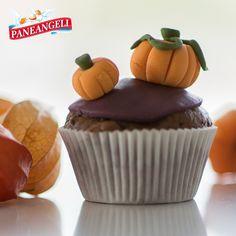 #Cupcakes di #Halloween. Scopri la ricetta su www.paneangeli.it/ricetta/-/ricetta/cupcakes-di-Halloween.
