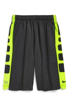 Boy's Nike 'Elite' Shorts Within the last few 30 years, the evolution of fashion has Under Armour Outfits, Nike Under Armour, Elite Shorts, Nike Elite Socks, Athletic Outfits, Athletic Wear, Athletic Clothes, Nike Clothes, Comfy Clothes