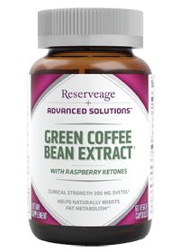 Pro nutra green coffee bean extract with svetol reviews