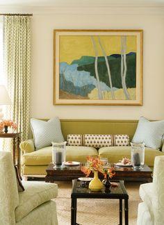 living room | Ashley Whittaker Design