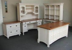 This is the office furniture I have. Christopher Lowell ...