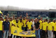 Chennai Super Kings will make their home ground at Pune in their next first 'home away from home' match slated for tomorrow (Friday) at Maharashtra Cricket Association stadium. CSK fans were disappointed after all of the team's home matches were shifted out of the city due to security concerns amid the ongoing Cauvery