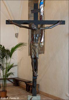 Crocifisso, Propositura di Bibbiena Propositura dei Santi Ippolito e Donato di Bibbiena in Casentino