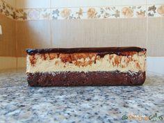 Prajitura Caramel de cofetarie Food Cakes, Something Sweet, Mousse, Cake Recipes, Cake Decorating, Cheesecake, Deserts, Ice Cream, Recipes
