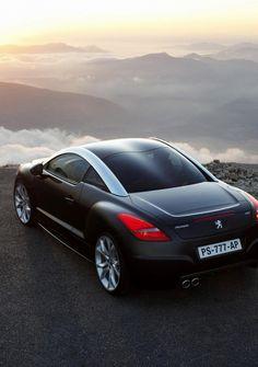 Peugeot RCZ model - http://autotras.com
