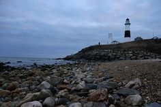 """Montauk Point Lighthouse"" by Melissa Hahn, via 500px."