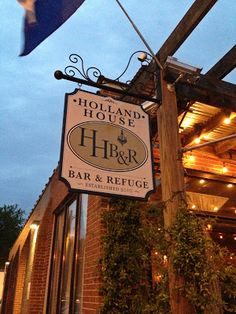 Holland House Bar and Refuge in Nashville, Tenn. Speakeasy-style cocktails and seasonal menus with southern flare and unique ingredients.