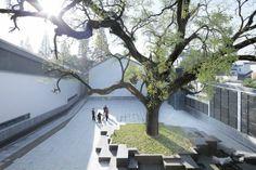 jixi museum's landscape design