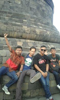 Nouchoriem di Borobudur