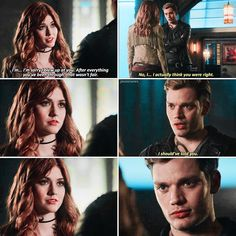 "#Shadowhunters 2x11 ""Mea Maxima Culpa"" - Clary and Jace"