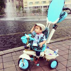 Detská trojkolka Dream Touch Steering 4v1 je unikátna trojkolka ktorá rastie s vašim dieťaťom od 10 mesiacov. Splňte vašej ratolesti sen s novou trojkolkou #smarTrike, ktorá je zároveň najpopulárnejším produktom v tejto kategórii. Dream Team, Baby Strollers, Children, Blue, Baby Prams, Young Children, Boys, Kids, Prams