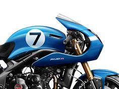 ..._Jaguar Project 7MC by Tamás Jakus, via Behance