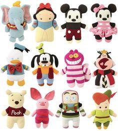 Pook-a-Looz, os Novos Bonecos de Pano da Disney