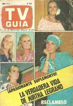 Argentina Retro: 1979 - Mirtha Legrand