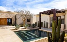 Beach House by Denton House Design Studio