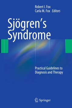 Sjögren's Syndrome | sjoegren s syndrome practical guidelines to diagnosis and therapy fox ...