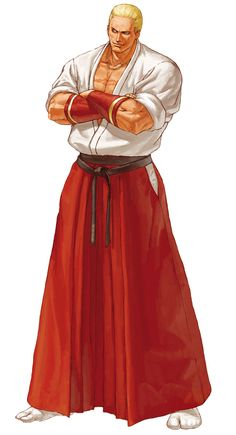 Geese Howard from The King of Fighters Game Character Design, Character Design References, Character Concept, Character Art, Character Inspiration, Art Of Fighting, Fighting Games, Snk King Of Fighters, Capcom Street Fighter