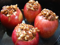 Red Hot Baked Apples Ala Crock Pot - Click the image for the recipe!