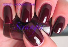 """OPI """"We'll Always Have Paris"""" - LOVE this color!  Have used it for 3 wks now...I can't switch to a different color!"""