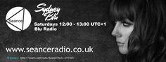 Don't miss the Blu Radio  show with Sydney Blu on Seance Radio Saturdays 12:00 UTC+1 #Electronica