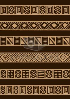 africa african pattern stock photo