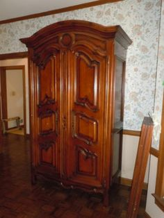 Italian Armoire With French Style By Milling Road Baker Furniture