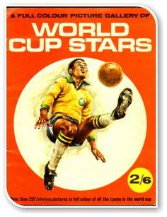 World Cup Stars 1966