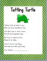 Tattling Turtle Free Download