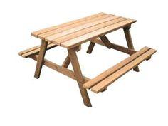 KP1001A - Piknik Masası | Piknik Masaları | Kent Ve Bahçe Mobilyaları | Şehir Mobilyaları | Doapark