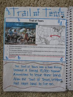 SS Journal -- this is a 5th grade classroom, but could be adapted for middle school