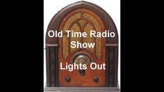 Lights Out Radio Show Money Money Money Horror otr old time radio