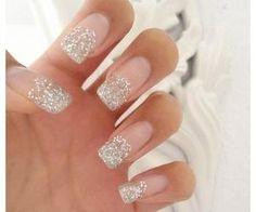 Perfect winter nails :3
