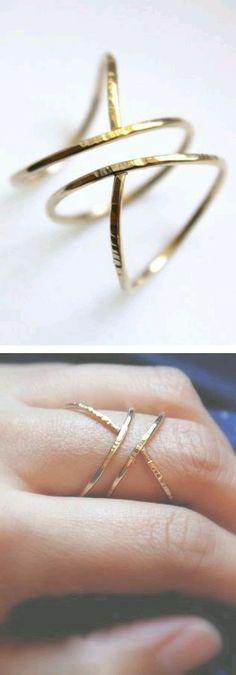 Classic, simple ring