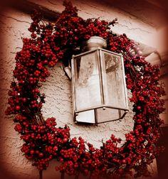 new christmas wreath <3
