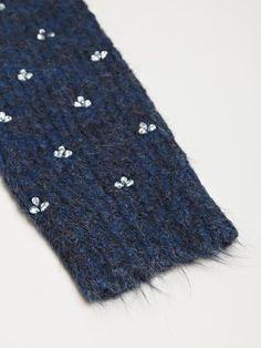 Sweater sleeve - Dries Van Noten