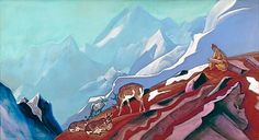 Roerich Museum | book of life