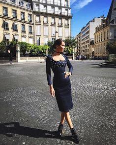 The Best Fashion Instagrams of the Week: @bellahadid